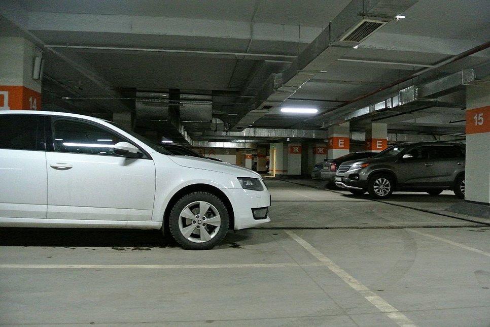 Как узаконить парковочное место во дворе